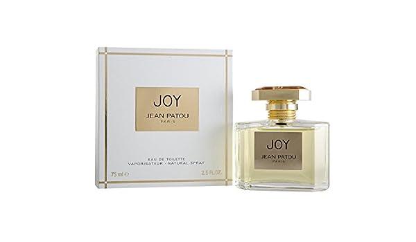 Diseño De muñecos en montaña De la mezclilla Patou Colonia De imitación Natural Parfum De aerosol De la - (nuevo estuche regalo) 75 ml/2,5 oz: Amazon.es: Belleza
