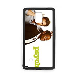 Psych Samsung Galaxy Note 4 Cell Phone Case Black 8You255001