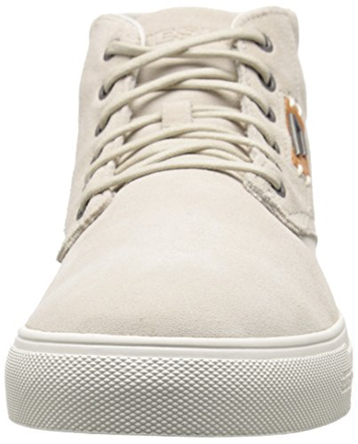 Diesel Hommes Klawwner E-laarcken Mi Fashion Sneaker Oyster Gris
