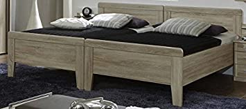 höhenverstellbares Ehebett - Senioren-Doppelbett - Doppelbett für ...