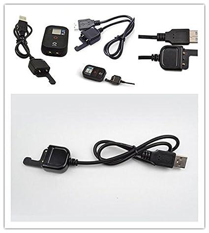 Cargador de Xinzhi Cable de cable de carga USB para GoPro ...