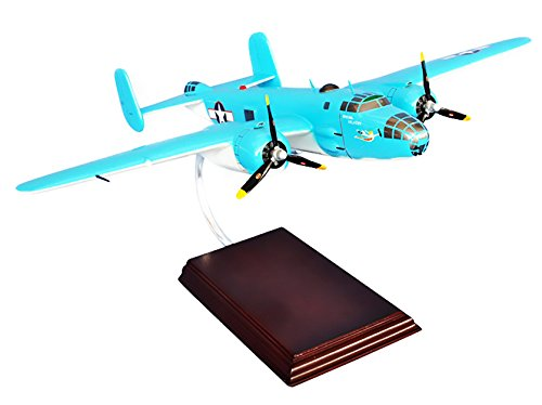 Mastercraft Collection North American B-25 Mitchell Special Delivery Bomber Airplane Plane World War II Model Scale:1/41