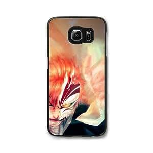 funny Bleachs J2K8JE4T Caso funda Samsung Galaxy S7 Caso funda Negro