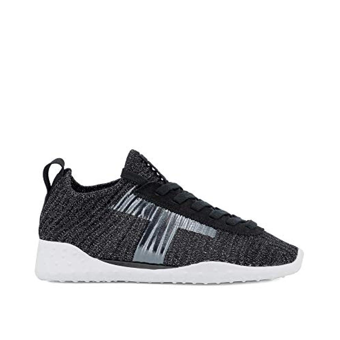 Donna Xxw14b0ac70j9e9997 Sintetiche Tod's Nero Fibre Sneakers