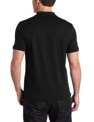 Calvin Klein Men's Short-Sleeve Solid Polo Shirt