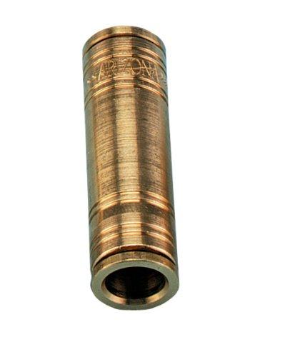 Orbit 2 Pack 3/8 Inch Brass Slip-Lok Misting System Coupling by Orbit