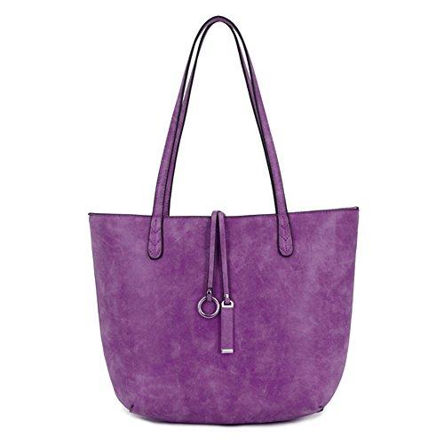 Damen Tote-Tasche große Dumplings-Bag Damenhandtaschen Messenger Bag Damen Henkeltaschen