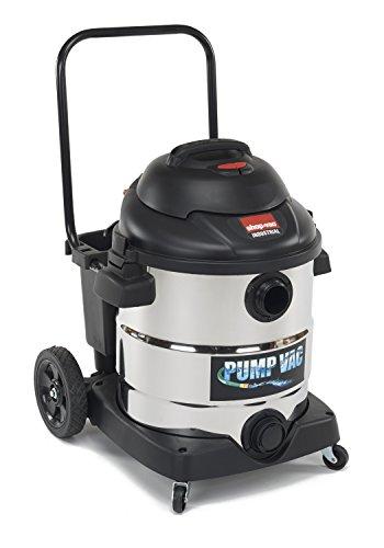 Shop-Vac 9604810 6.5 Peak HP Wet Dry Vacuum with Built in Pump, 14-Gallon