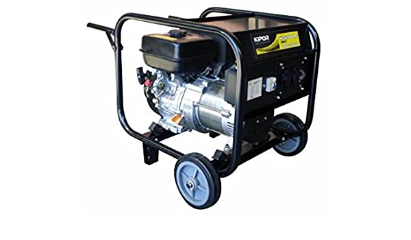 Kipor KA 8013 KGE4000C-Generador gama Rent: Amazon.es: Bricolaje y ...