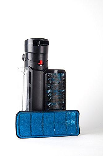 AQUATOP AQUATIC SUPPLIES 003560 Multi Stage Submersible UV Filter Black, 264 Gph from Aquatop Aquatic Supplies