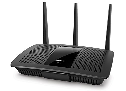 Linksys EA7500-RM2 AC1900 (Max Stream EA7500) Dual Band Wireless Router, Compatible with Alexa (Renewed), Black 2 Power your streaming and gaming with next Gen AC Wi-Fi, which utilizes multi-user MIMO technology to keep multiple Wi-Fi devices online at the same time and the same speed Enjoy your favorite online games and streaming content without buffering or lag via Dual-Band speeds up to 1.9 Gaps Connect 4K TV, gaming console, laptop and more with four Gigabit Ethernet ports for wired transfer speeds 10x faster than fast Ethernet