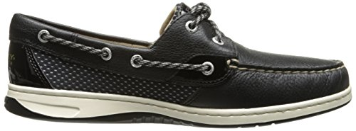 Sperry Top-sider Para Mujer Bluefish 2-eye Core Slip-on Loafer Black