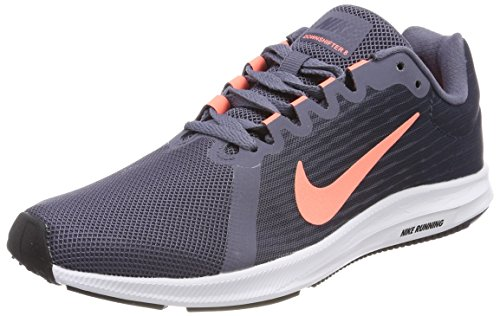8 Downshifter Mujer para Multicolor Nike Multicolor Running 005 Zapatillas de Oqw15d
