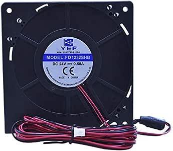 Wonduu Ventilador para Plotter De Impresión Yh: Amazon.es: Electrónica