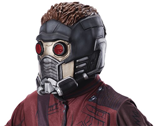 Rubie's Costume Men's Guardians of The Galaxy Star-Lord Costume Accessories, GOTG Vol. 2, Mask