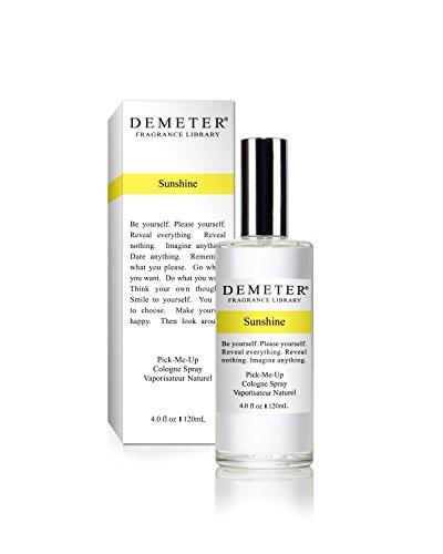 - Demeter Sunshine Cologne Spray, 4 Ounce