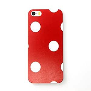 Case for iPhone 5 / 5S Russian Dot Cute Girly Art Pattern Unique Matte