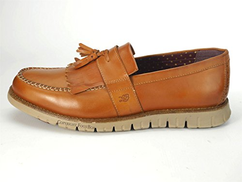 London Brogues Gatz Loafer Tan UK 9 / EU 43