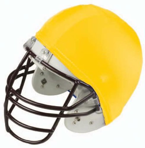 Champion Helmet Covers - Gold Color (Pack of 12)