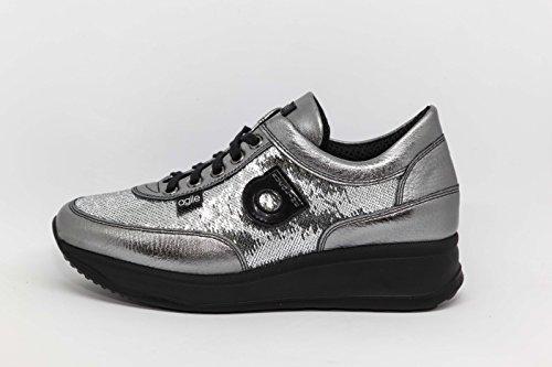 Agile By Rucoline 1304-3 Sneakers Women Gunmetal