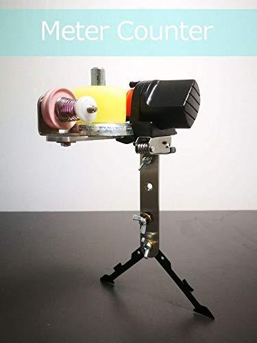 (Meter Length Counter w/Yarn Wax & Tension Unit for Standard Yarn Ball Winder)