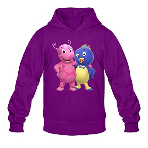 The Backyardigans Uniqua And Pablo Men's Long Sleeve