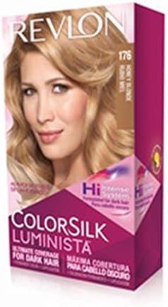 Revlon Colorsilk Luminista 176 Rubio - coloración del cabello (Rubio, Honey Blonde)