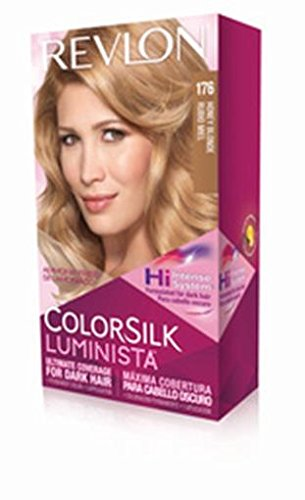 Revlon Colorsilk Luminista Haircolor, Honey Blonde, 1 Count