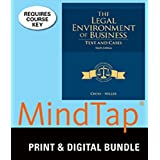 Bundle: The Legal Environment of Business: Text and Cases, 9th + MindTap Business Law, 1 term (6 months) Printed Access Card