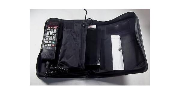 cheaper a99ec 5bb0f Amazon.com: Motorola SCN2500 Cellular Briefcase Mobile Phone ...