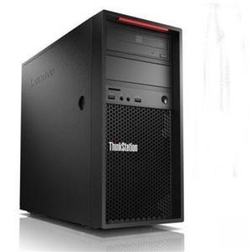 Lenovo 30bx0029us ThinkStation p520 Cワークステーション1 x Intel Xeon w-2133 ( 6コア) 3.6 GHz 16 GB ddr4 SDRAM 512 GB SSD Windows 10 Pro 64ビット(英語) B079JWSMZG