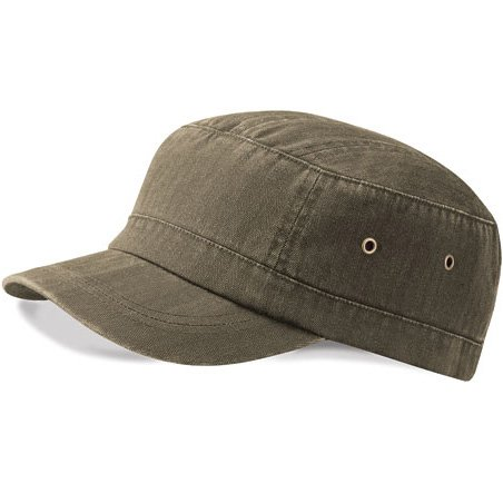 Beechfield Urban Army Cap (2840) one size,Vintage Olive