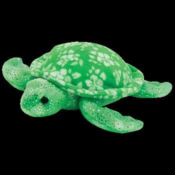 Ty Beanie Babies Sunrise Island Turtle Clip