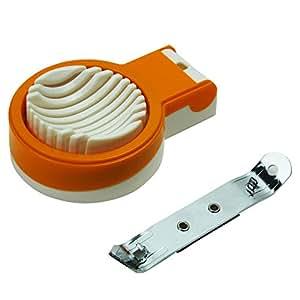 Egg Slicer PLUS Magnetic Bottle Opener / Can Tapper (Set of 2 Items)