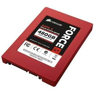 Corsair Force Series GT CSSD-F480GBGT-BK 2.5 480GB SATA III Internal Solid State Drive (SSD)