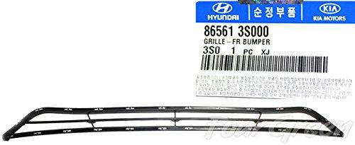 Genuine Lower Bumper Grill For Hyundai Sonata2011-2013 [865613S000]