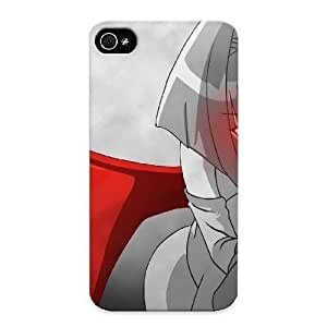 Fashion Case Awesome Karin B Movie Vector Flip case cover With Fashion Design For bvrPBf4AMmC Iphone 4/4s As New Year's Day's Gift
