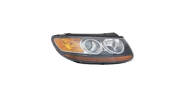 TYC 20-9448-00-1 Replacement left Head Lamp HYUNDAI SANTA FE XL