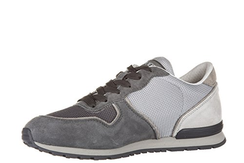 Tods Zapatos Zapatillas de Deporte Hombres EN Ante Nuevo Allacciato Active Spor