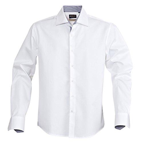 Harvest -  Camicia classiche  - Uomo bianco Small