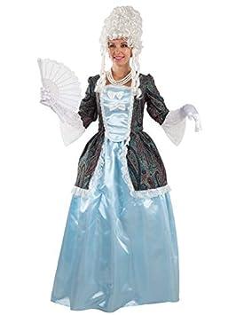 DISBACANAL Disfraz de marquesa para Mujer - Único, L: Amazon ...