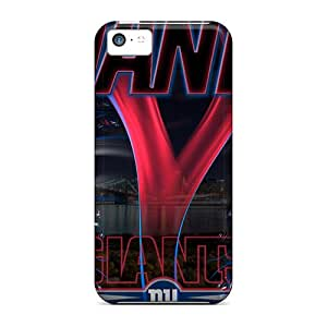 Premium New York Giants Back Covers Snap On Cases For Iphone 5c
