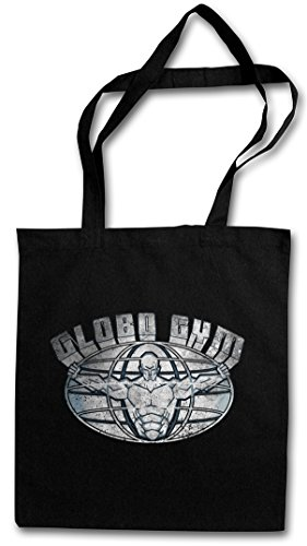 GLOBO GYM SIGN HIPSTER BAG – Palle centro fitness Palestra al balzo White Fitness Studio Dodgeball Goodman Symbol Insignia Logo