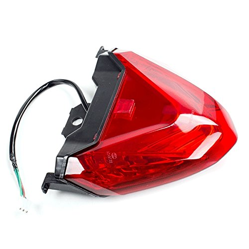 Tail Light Assembly for FT125-17C TLASM082
