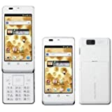 シャープ AQUOS PHONE Slider SH-02D White