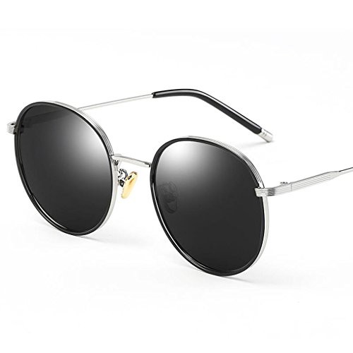 Gafas Gafas Femeninas polarizadas Color 2 Sol de de Delgadas Coreanas Gafas Sol DT 8CFUwdqC