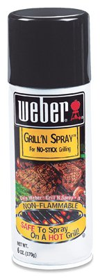Weber Grill'N Spray 6 Oz. by ACH FOOD COMPANIES INC