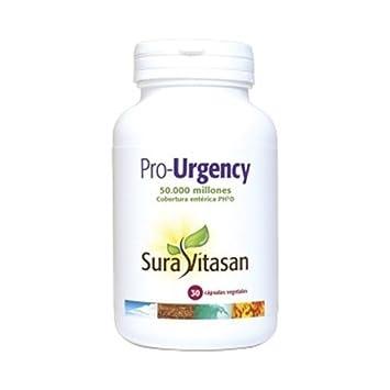 Pro-Urgency 30 Cápsulas de Sura Vitasan: Amazon.es: Salud y cuidado personal
