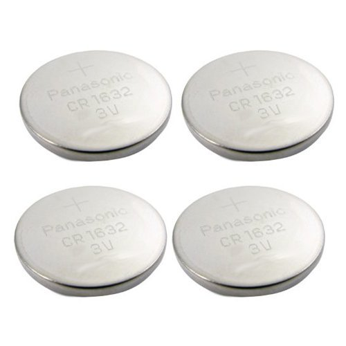 4pcs-panasonic-cr1632-cr-1632-3v-coin-lithium-battery-remote-keyless-entry-transmitter-fob-battery