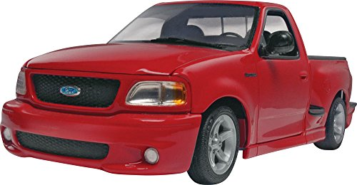 Revell 1999 Ford SVT F-150 Lightning 1/25 Scale Plastic Model Car Kit - Svt Model